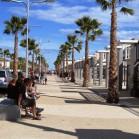 marseillan-plage avenue de la méditérannée le galet