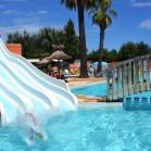 toboggan piscine marseillan-plage