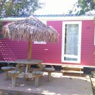 Mobil-home i Colors le galet
