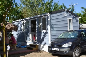Mobil-home i colors camping le galet marseillan-plage