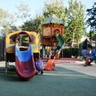 aire de jeux pour enfants camping