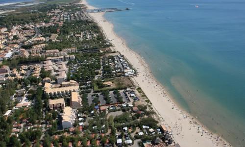 plage de sable fin le galet