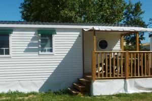 Locations mobil-homes camping Le Galet dans l'Hérault