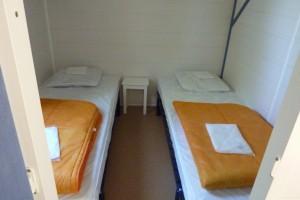 mobil-home o petite chambre