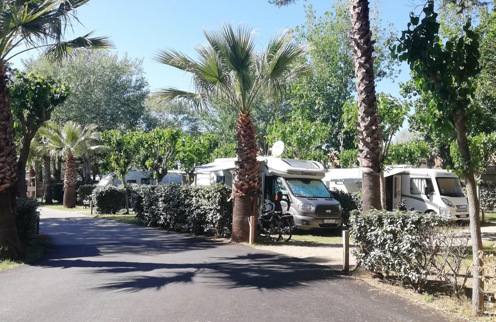 hébergements camping Le Galet