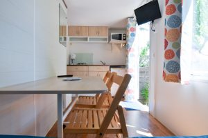 coin repas mobil-home duo