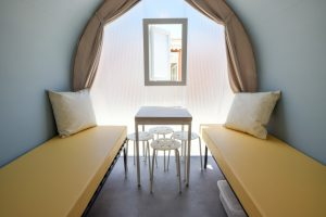 salle à manger chambre coco
