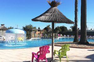 piscine chaufée marseillan