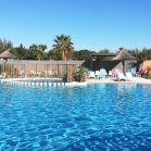 piscine chaufée camping le galet