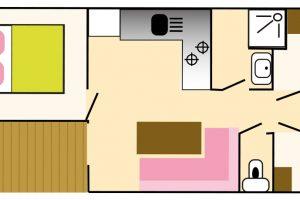 plan premium 3 chambres